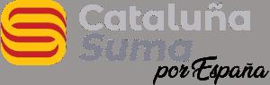 Catalunya Suma Por España Logo