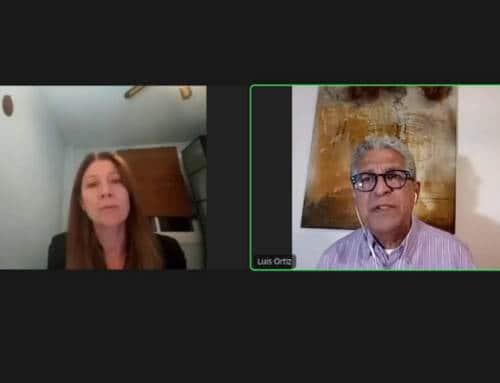Suma de Opiniones 10: Luis Ortiz, Coor. Europeo de la Unión de la Resistencia Ciudadana de Venezuela