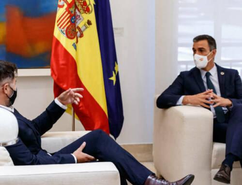 Cataluña Suma Por España rechaza la propuesta de Rufián al gobierno