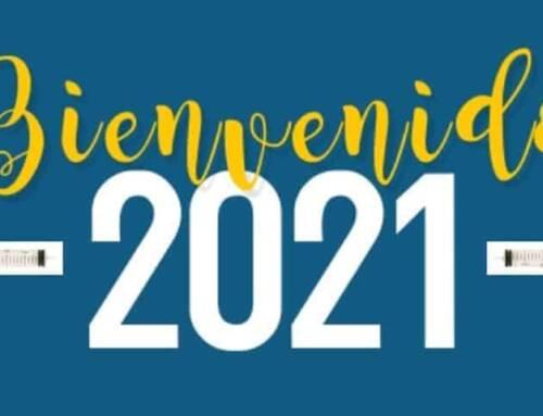 Javier Megino: Bienvenido 2021