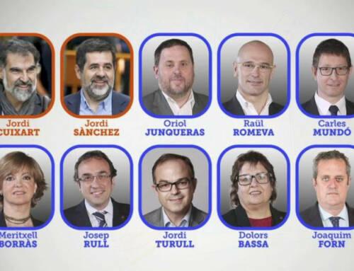 Cataluña Suma Por España condena el tercer grado a los políticos secesionistas