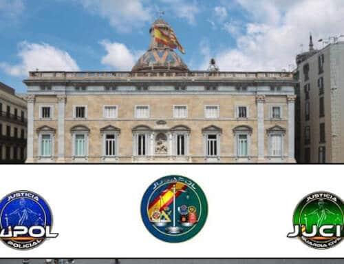 JUSAPOL, JUPOL y JUCIL se concentrarán el viernes 12 en Barcelona