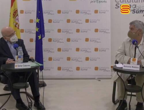 Suma De Opiniones 21: Entrevista a Antonio Robles