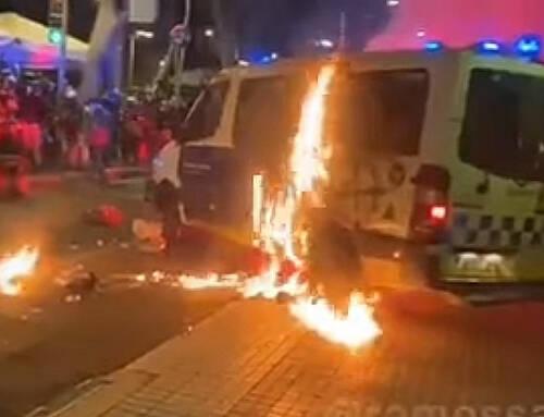 Cataluña Suma Por España condena los disturbios producidos en Barcelona