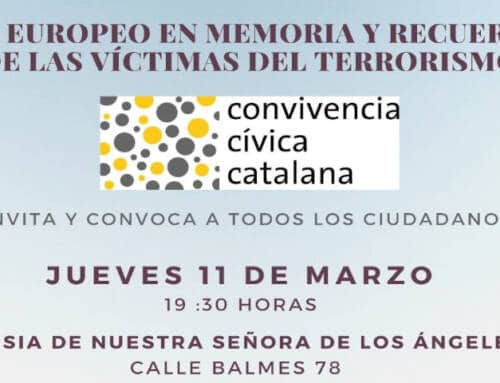 Misa por el Día Europeo de las Víctimas