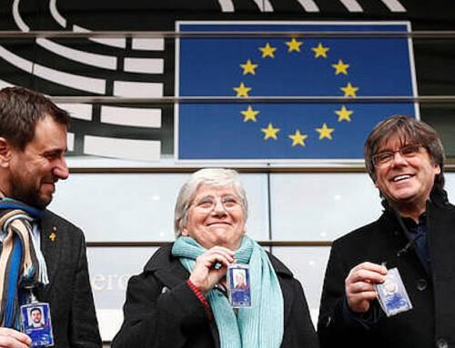 El Parlamento Europeo apoya a la Justicia Española