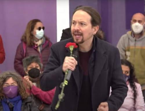 Javier Megino: El teatrillo podemita