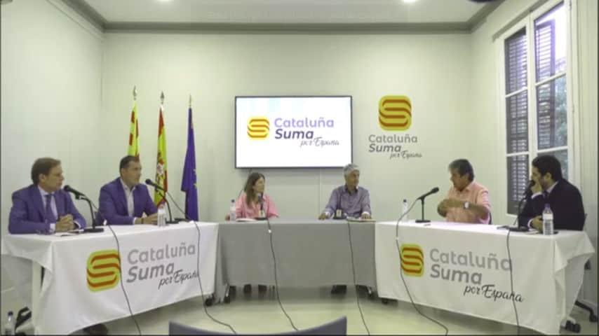 Suma de Opiniones, Juan Garriga, VOX, Paco Sierra, C's, Xavier Marín