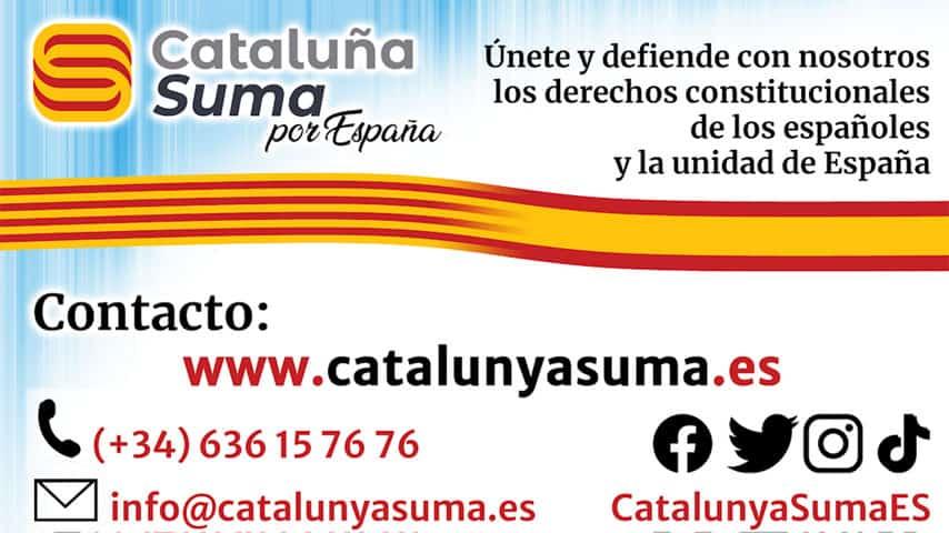 octavilla de Cataluña Suma por España