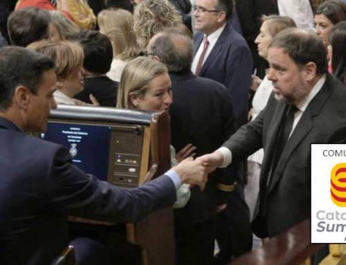 Cataluña Suma por España rechaza totalmente los indultos a los líderes separatistas