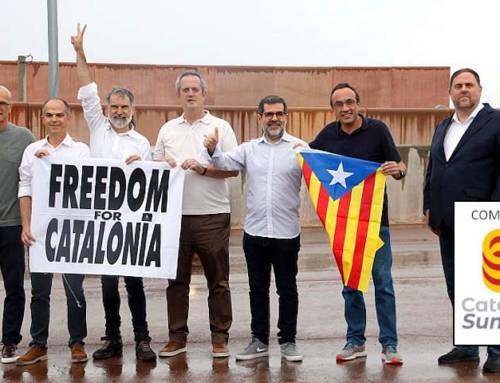 Convivencia Cívica Catalana ha presentado hoy un recurso en contra los indultos