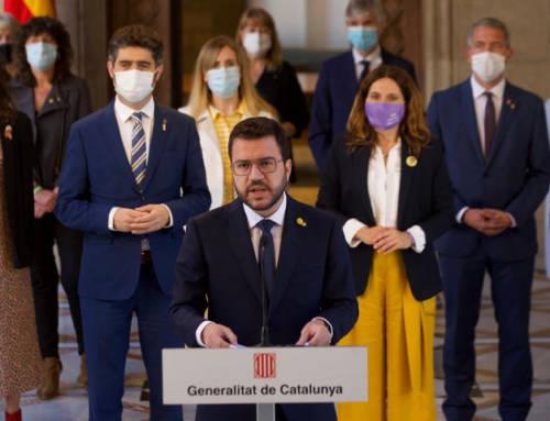 CCC interpone una denuncia frente a Aragonés y el Govern por asumir el pago al Tribunal de Cuentas con dinero público