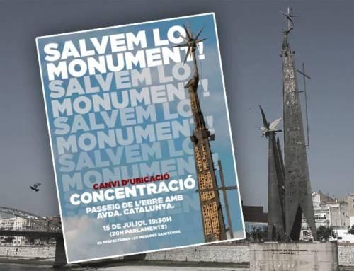 ¡¡¡Defendamos el Monumento, defendamos Tortosa!!!