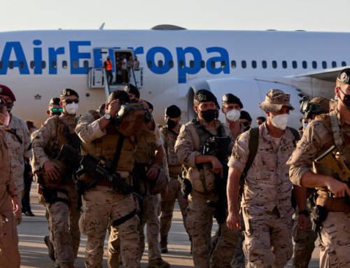 Amalio de Marichalar: En honor a los héroes de Afganistán