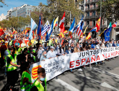 Comunicado de Cataluña Suma por España sobre la festividad del Día de la Hispanidad